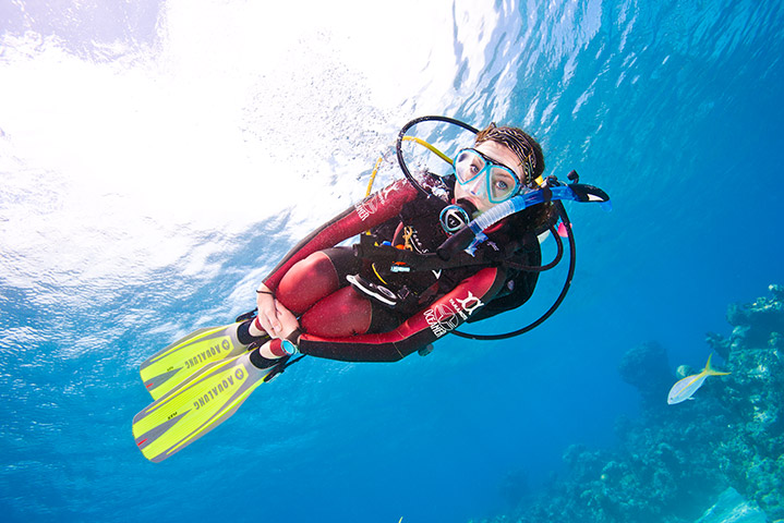 PADI Peak Performance Buoyancy cursus